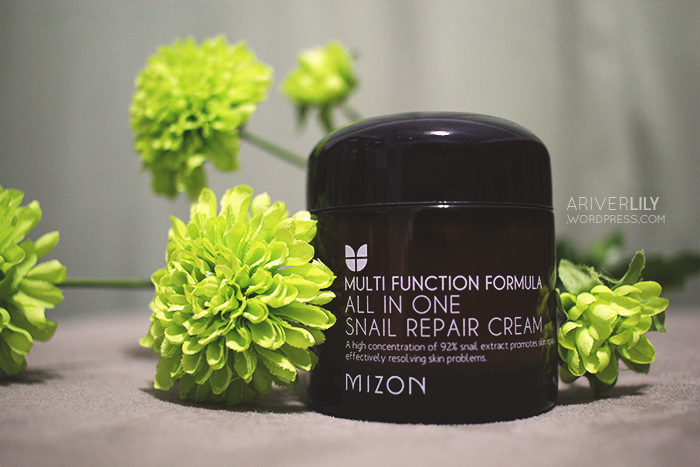 Mizon All-in-One Snail Repair Cream 75 ml