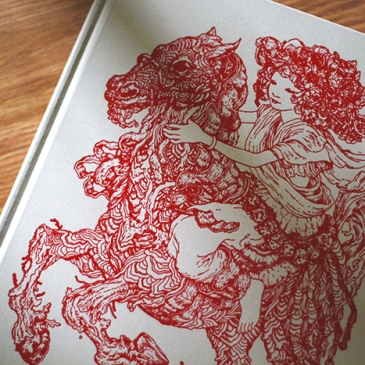 XENOGRAPH by James Jean - cover