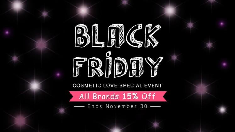 Cosmetic Love Black Friday Korean Asian Beauty Skincare