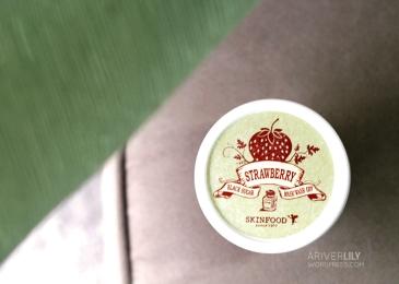 Skinfood Black Sugar Strawberry Mask Wash-Off review