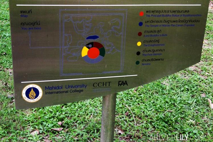 Travel Diary - Thailand Nakhon Pathom Buddhamonthon Park Phutthamonthon Buddha's stages