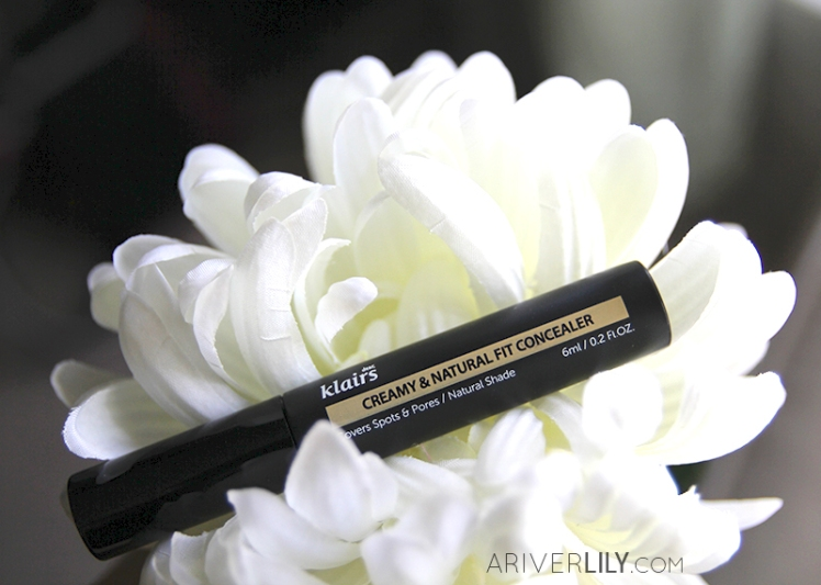 Dear Klairs Creamy and Natural Fit Concealer